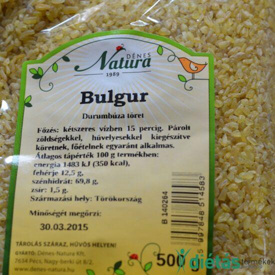 Dénes-Natura Bulgur 500 g