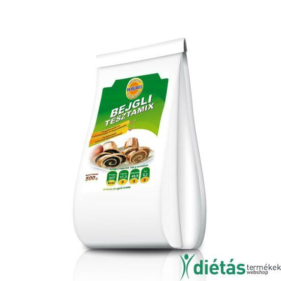 Gluténmentes Beigli tészta mix 500g