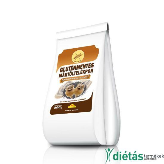 Glutén és Laktózmentes Máktöltelék (40%) 500 g