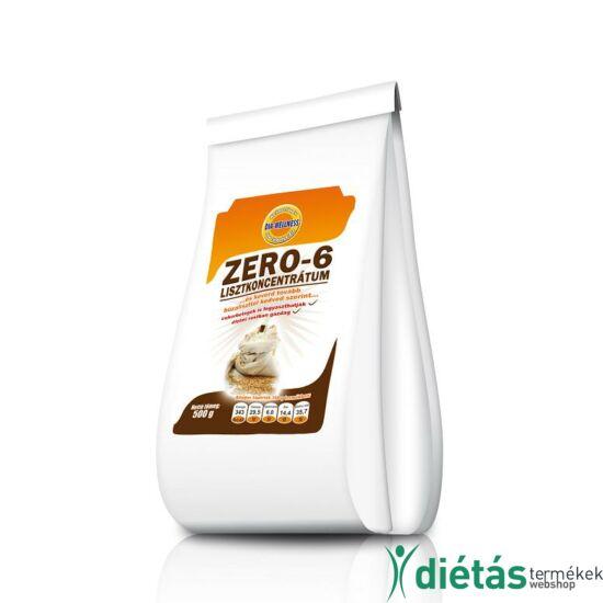 Dia-Wellness Zero 6 koncentrátum  500 g