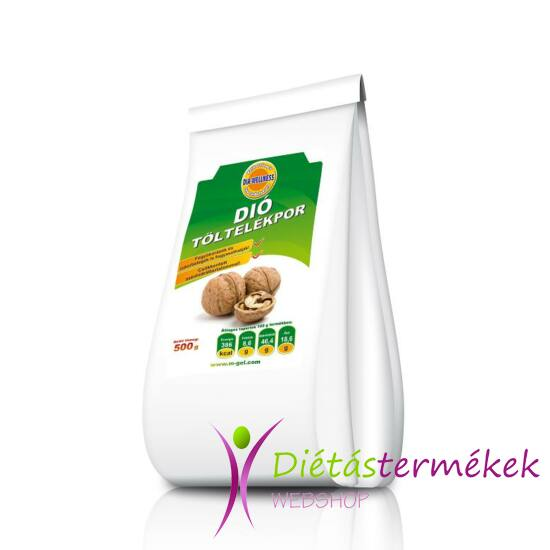 Gluténmentes Diótöltelék 500 g