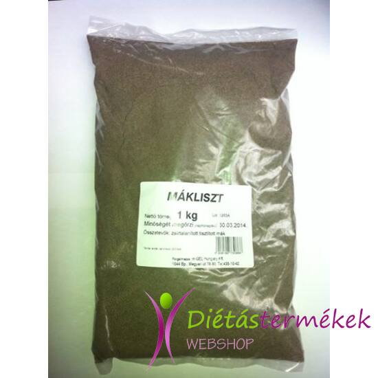 Paleolit Mákliszt 1 kg