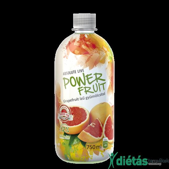 Absolute Powerfruit grapefruit gyümölcsital 750 ml