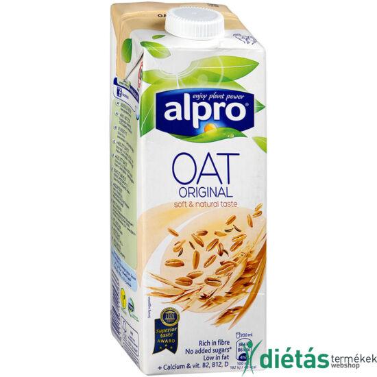 Alpro zabital (hozzáadott cukormentes) 1000ml