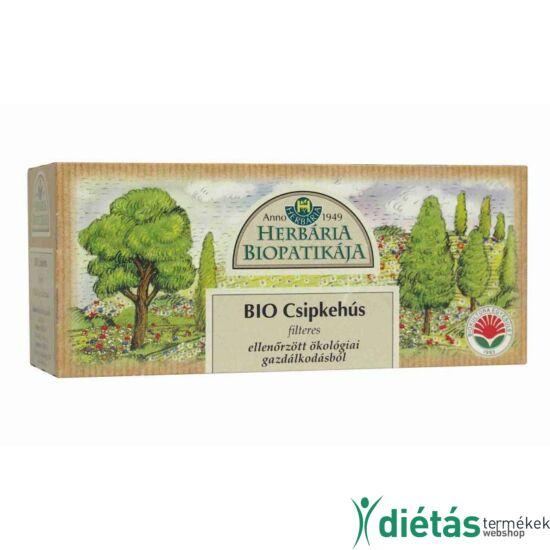 Herbária  Bio csipkehús filteres tea 25 db