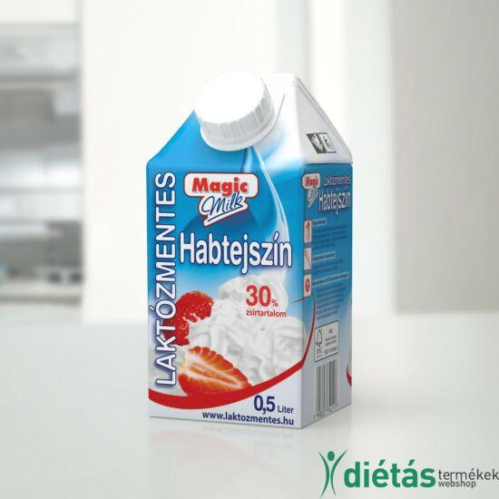 Magic Milk laktózmentes habtejszín UHT 500ml