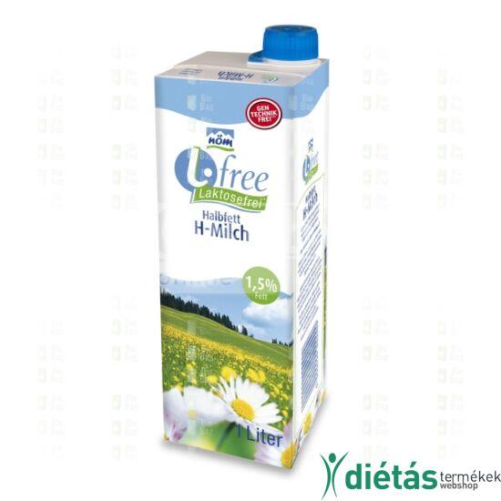 Nom Laktózmentes sovány tej 1,5% 1000ml