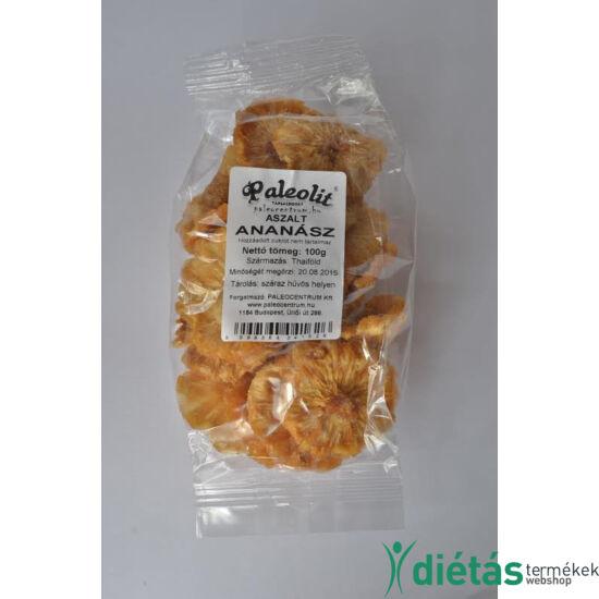 Paleolit aszalt ananász (hozzáadott cukormentes) 100 g
