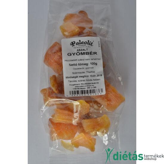 Paleolit aszalt gyömbér (hozzáadott cukormentes) 100 g