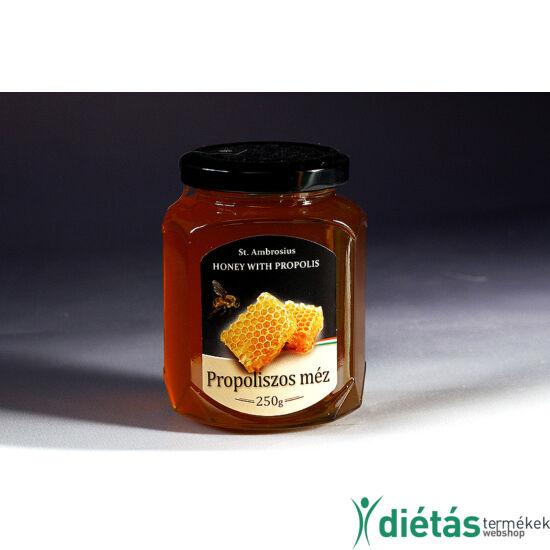 St. Ambrosius Propoliszos méz 250g