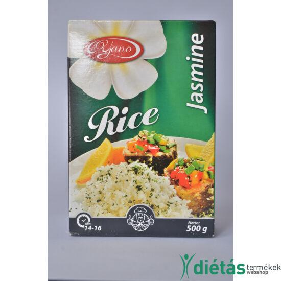 Yano Jázmin rizs 500 g