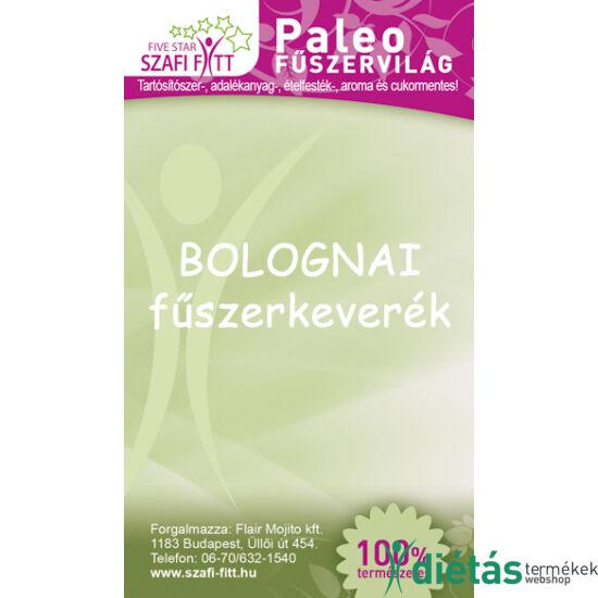 Szafi Fitt Paleo Bolognai fűszerkeverék (gluténmentes) 50g