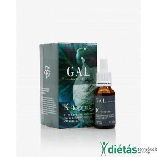 GAL K-komplex vitamin  (500 mcg) 20 ml