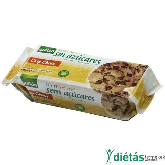 Gullon Cookies (hozzáadott cukormentes) 125 g