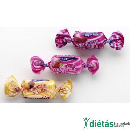 Intervan Pictolin Masticable gyümölcsös puhakaramell (hozzáadott cukormentes) 56 g
