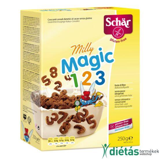 Schär Milly Magic gluténmentes gabonapehely (laktózmentes) 250 g