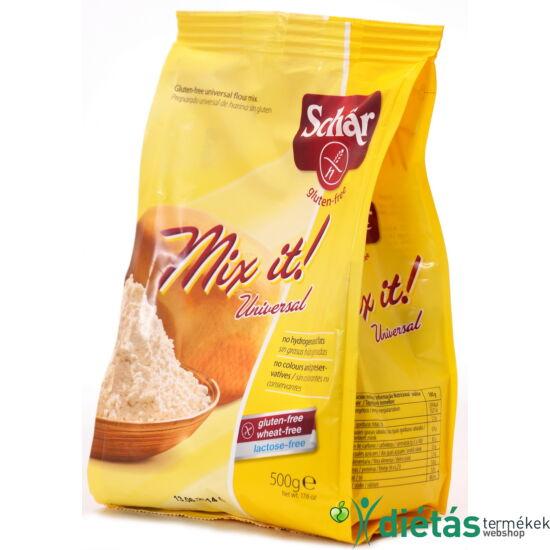 Schär Mix it Gluténmentes, Tejmentes liszt 500 g