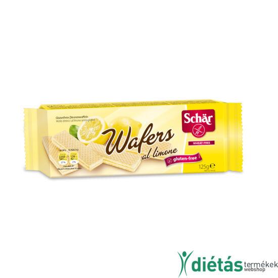 Schär Wafer Gluténmentes citromos ostya (tojásmentes) 125 g