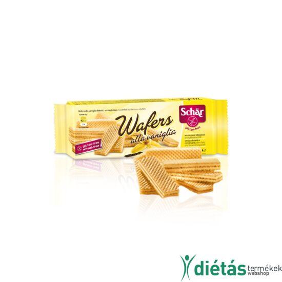Schär Wafer Gluténmentes vaníliás ostya (tojásmentes) 125 g