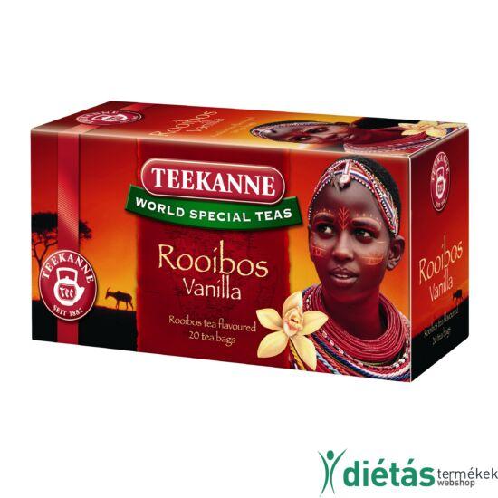 Teekanne World Special Teas Rooibos Vanilla tea 35g