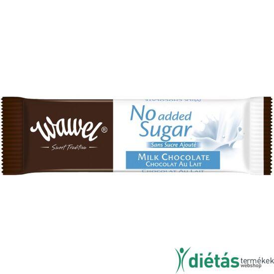 Wawel HOZZÁADOTT CUKORMENTES étcsokoládé 70% 30g