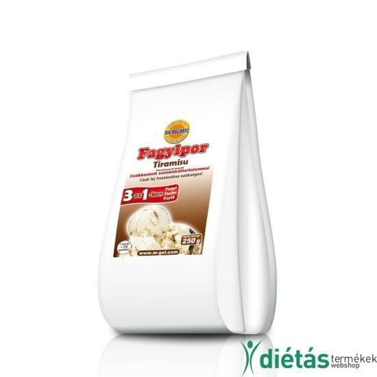 Dia-Wellness Tiramisu ízű fagyipor 250 g