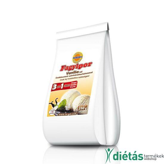 Dia-Wellness Vanília ízű fagyipor 250 g