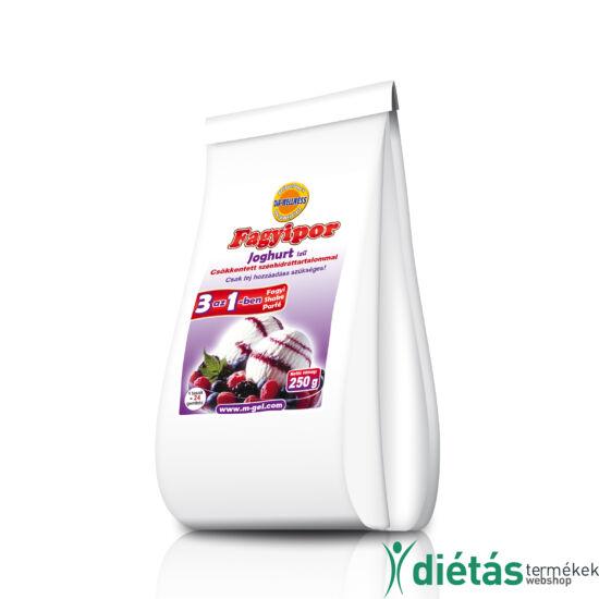 Dia-Wellness Yoghurt ízű fagyipor 250g