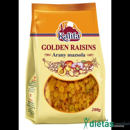 Kalifa arany mazsola 200 g