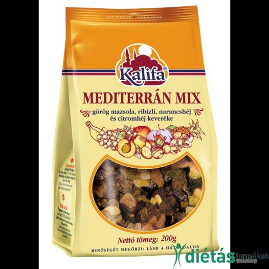 Kalifa mediterrán mix 200 g