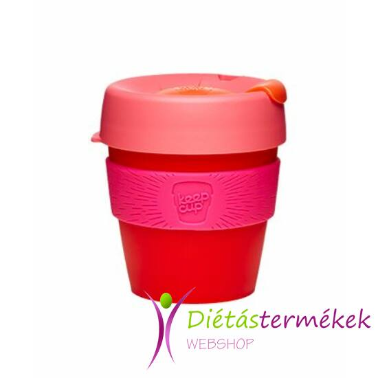 KeepCup To Go Pohár & Shaker Albus 227 ml