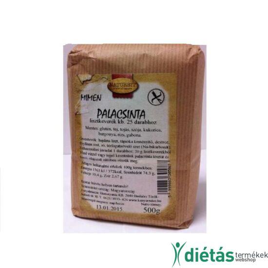 Naturbit Mimen gluténmentes Palacsinta lisztkeverék (MINDENMENTES) 500 g