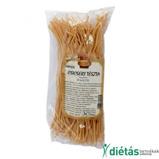 Naturbit Mimen gluténmentes csicseri spagetti tészta (MINDENMENTES) 200 g