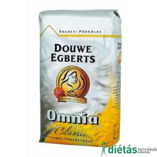 Douwe Egberts Omnia Classic szemes pörkölt kávé 1000g