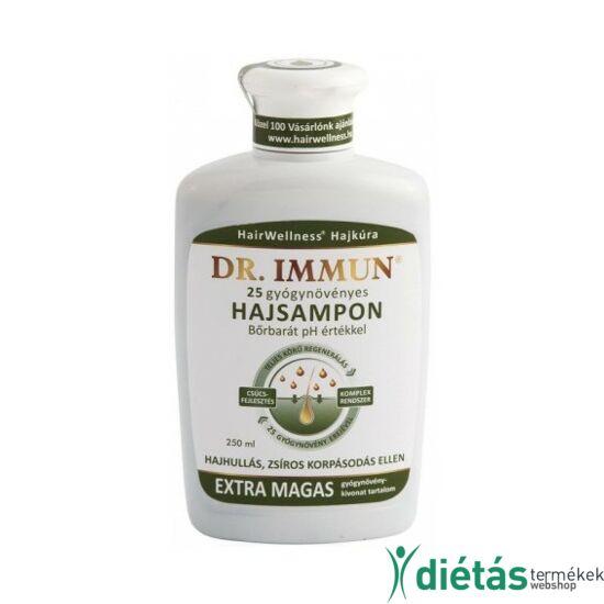 Dr. Immun hajsampon 250ml