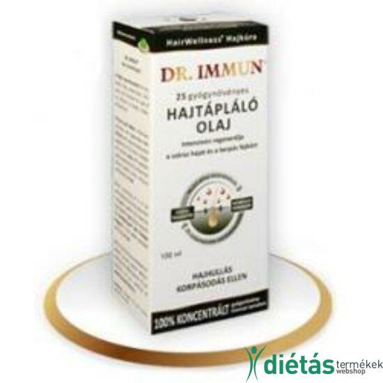 Dr. Immun hajtápláló olaj 100ml