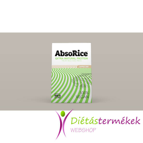 AbsoRice Extra Natural csokis 500g