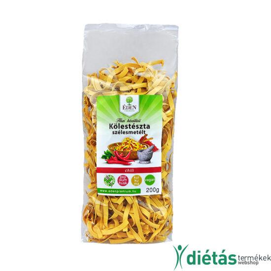 Éden Prémium kölestészta szélesmetélt chili (vegán) 200 g