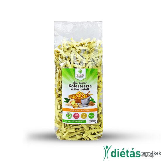 Éden Prémium kölestészta szélesmetélt gyömbér-koriander (vegán) 200 g