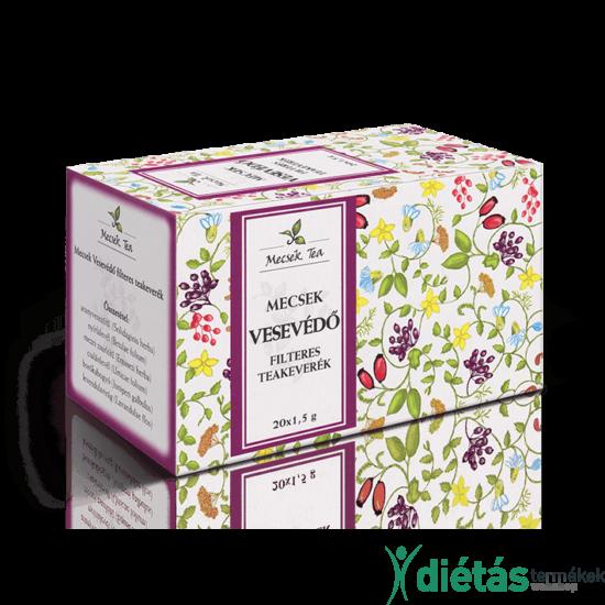 Mecsek vesevédő teakeverék 20 filteres