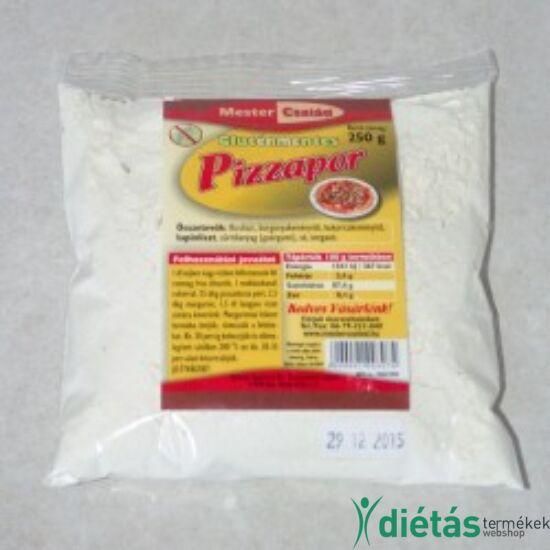Mester gluténmentes pizzapor 250 g
