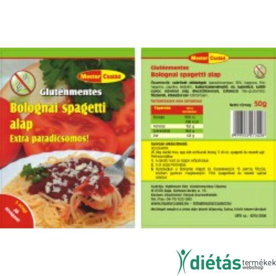 Mester gluténmentes bolognai spagetti alap 50 g
