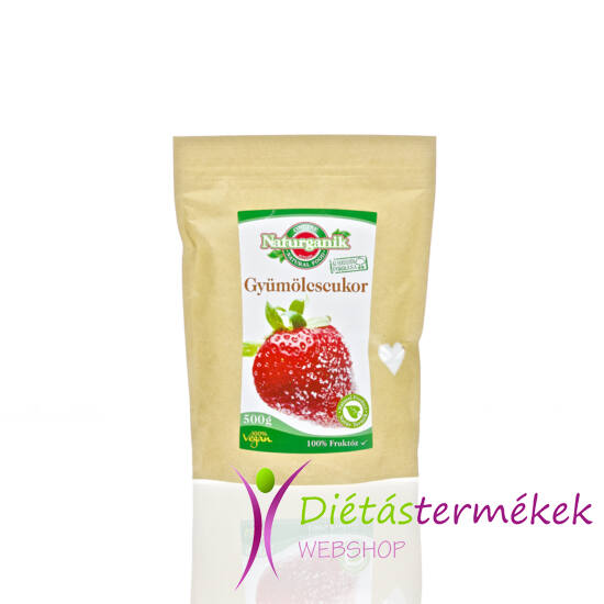 Naturgaink gyümölcscukor (fruktóz) 500 g