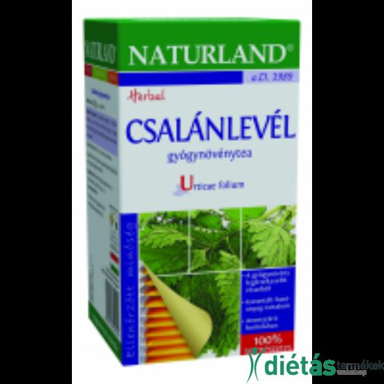 Naturland csalánlevél tea 25 filteres
