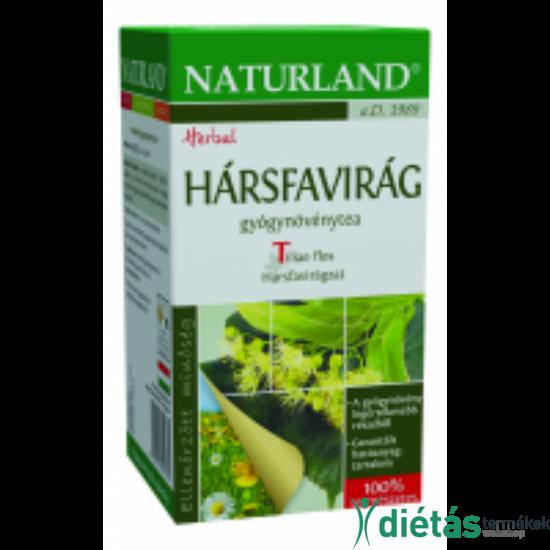 Naturland hársfavirág tea 20 filteres