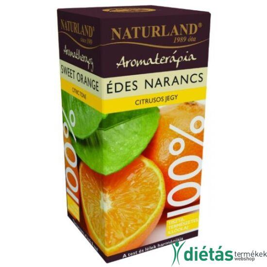 Naturland illóolaj édes narancs 10ml