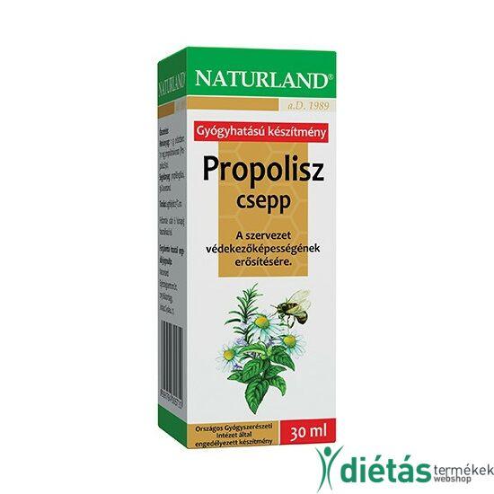 Naturland propolisz csepp 30ml