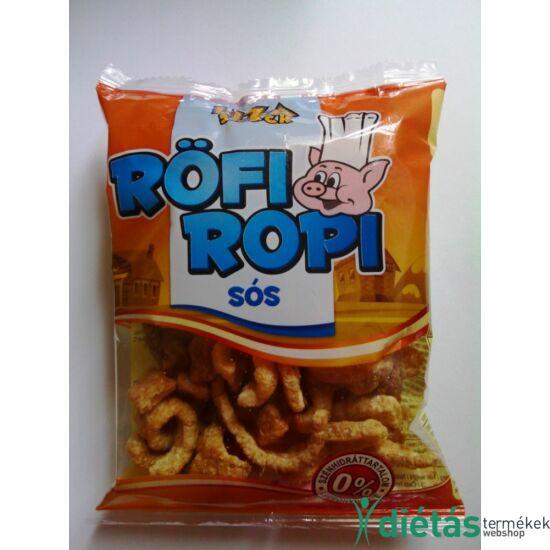 Röfi ropi sós Liza snack 40g