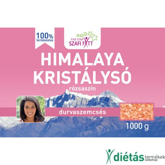 Szafi Reform Himalaya kristálysó, rózsaszín, durvaszemcsés 1000 g