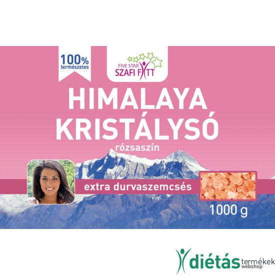 Szafi Reform Himalaya kristálysó, rózsaszín, extra durvaszemcsés 1000 g